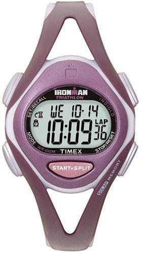 TIMEX (タイメックス) 腕時計 アイアンマン トライアスロン 50ラップ スリーク ミッドサイズ T5K007 レディース  [正規輸入品]