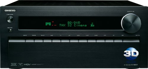 Review Of Onkyo TX-NR809 THX Certified 7.2-Channel Network A/V Receiver (Black)