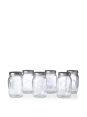 Home Essentials Preserving Essentials Set Of 3 Canning Jars