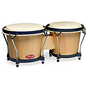 Stagg BW-70-N Bongos Pair - Natural