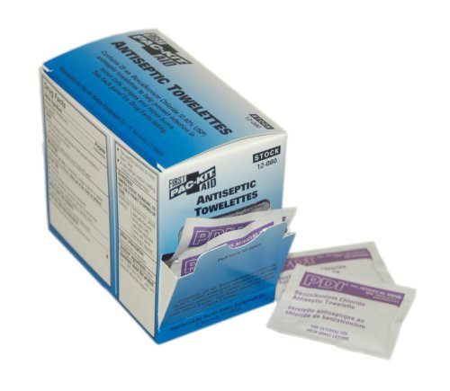 pac-kit-by-first-aid-only-12-080-bzk-first-aid-antiseptic-towelette-box-of-25