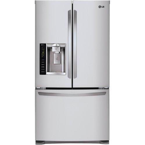 LG LFX25974ST 24.7 cu.ft. Slim French Door Refrigerator, Stainless Steel