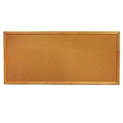 Qrt300 Quartet Slim Line Bulletin Board