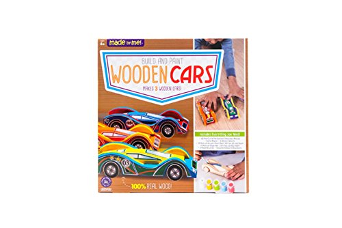 Made by Me Wooden Cars - 1
