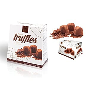 Donckels Cocoa Dusted Belgian Truffles - 48oz