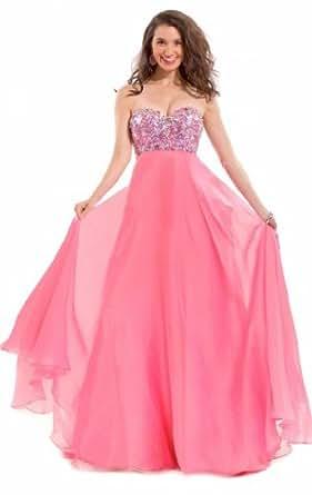 Passat Women's Bridesmaid Tutu chiffones Size UK4/EUR32 Color Pink