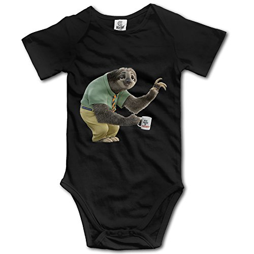 Zootopia Flash The Sloth Baby Unisex Pack Bodysuits
