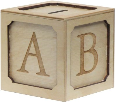 ABC Coin Bank - Made in USA