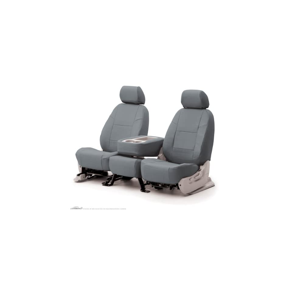 92 94 Ford Crown Victoria Coverking Genuine Leather Custom Fit Seat Covers FRONT ROW