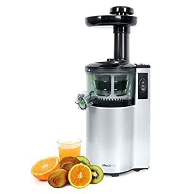 ElectriQ Premium Cold Pressed Vertical Slow Juicer -BPA Free