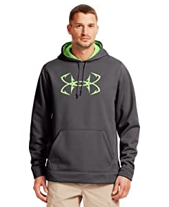 Under Armour Mens UA Fish Hook Storm Hoodie by Under Armour