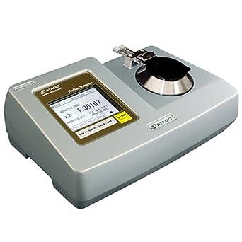 Atago 3281 RX-5000 Digital Benchtop Refractometer, Refractive Index: 1.32700 to 1.58000nD, 0 to 100% Brix