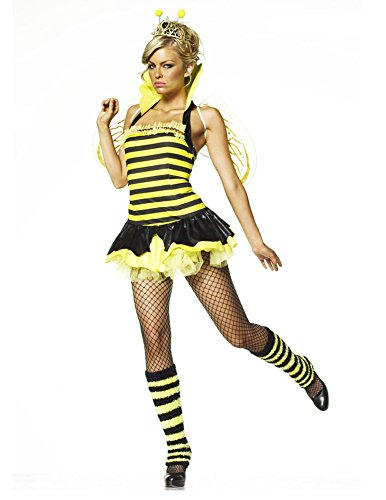 adult costumes - Queen Bumble Bee Small-Medium