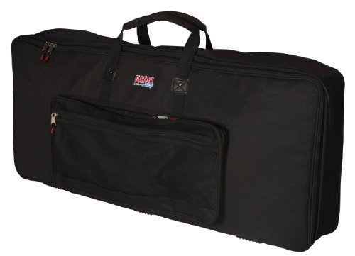 Gator 88 Note Keyboard Gig Bag; Slim Design (Gkb-88 Slim)