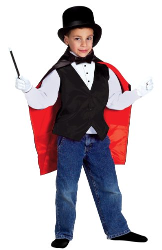 Jr Magician Child Costume Child (One-Size)
