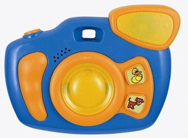 Time Camera Infant Toy