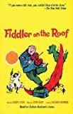 img - for Jerry Bock: Fiddler on the Roof (Choral Medley) : Based on Sholom Aleichem's Stories (Paperback); 1990 Edition book / textbook / text book