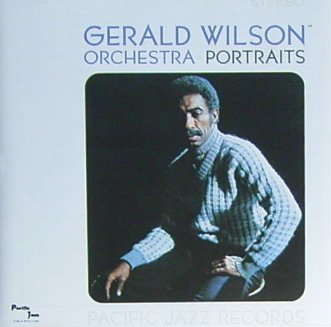 Portraits by Gerald Wilson