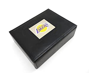 NBA Los Angeles Lakers Leather Valet by aminco