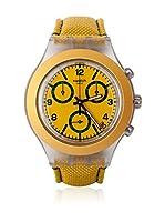 Swatch Reloj de cuarzo Unisex Unisex MUSTARDY SVCK4069 43.0 mm