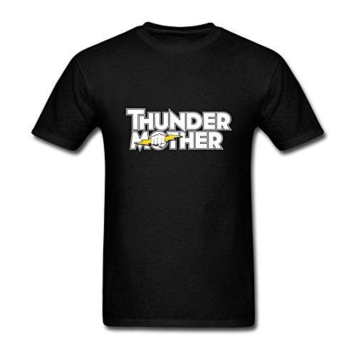 HF-welling Men's Thundermother Logo Short Sleeve T-Shirt