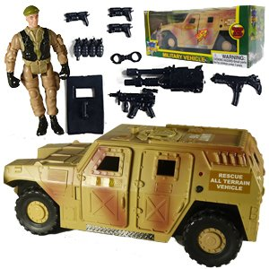 Military Vehicle Toys