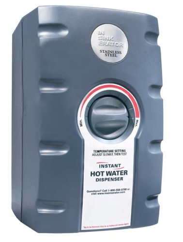InSinkErator SST-FLTR 2/3-Gallon Stainless Tank and Filtration System
