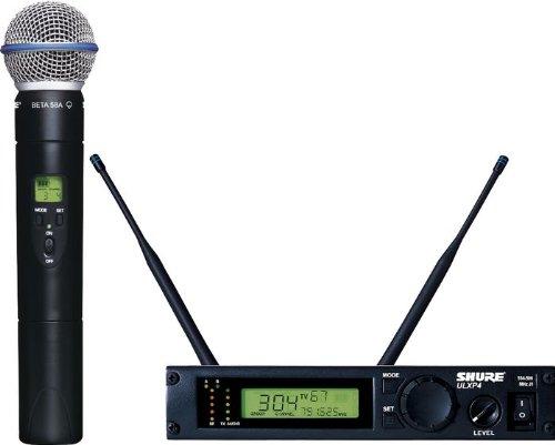 Shure Ulxp24/Beta58 Handheld Wireless System, M1