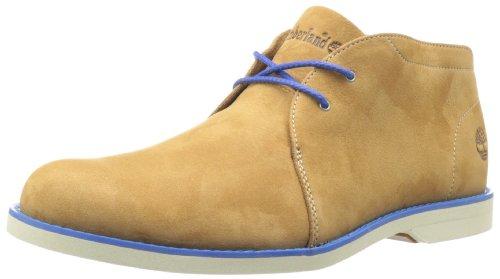 Timberland Men's Stormbuck Chukka Boot,Light Brown,15 W US