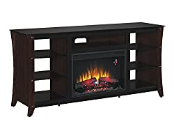 Classic Flame 26MM9689-NC72 Marlin Media Fireplace Mantel, 26-Inch from Classic Flame