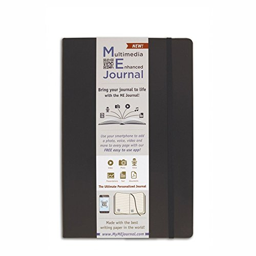 Quo Vadis Me Journal Black 6.25X9.25 Lined (Digital Journal compare prices)