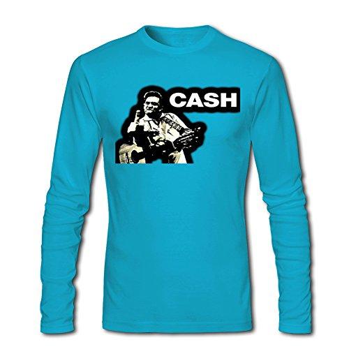 Johnny Cash Finger For Boys Girls Long Sleeves Outlet