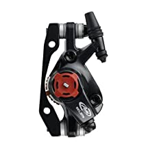 Avid BB7 MTB Mechanical Bicycle Disc Brake (185mm, Graphite, Front or Rear)