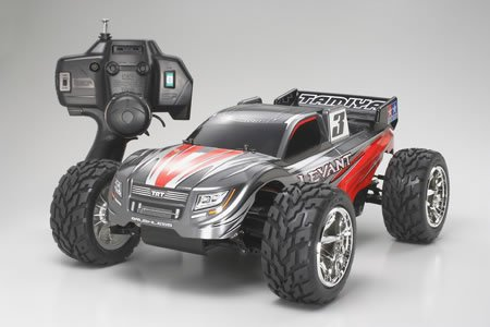 Levant 1/10 Brushless Ready to Run Electric Remote Control Racing Truck