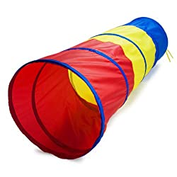 [Best price] Kids&#039 - 6 Foot Multi-Color Children's Exploration Pop-Up Tunnel by K-Roo Sports - toys-games