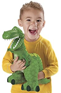Fisher-Price Disney/Pixar Toy Story 3 Big Roarin' Rex