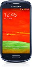 Samsung Galaxy S3 mini (GT-I8200) Smartphone (4 Zoll (10,2 cm) Touch-Display, 8 GB Speicher, Android 4.2) blau
