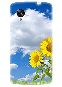 Spygen Premium Quality Designer Printed 3D Lightweight Slim Matte Finish Hard Case Back Cover For LG Google Nexus 6