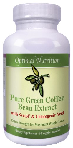 Svetol Green Coffee Bean Extract 800mg Of 100 Pure Svetol And