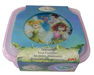 Disney EZ Freeze Snack 'N' Dip Container - Tinker Bell