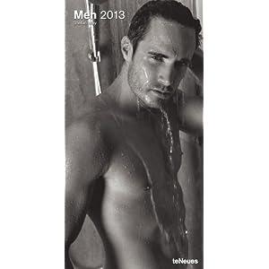2013 Men Slim Poster Calendar