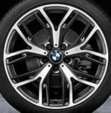 Original BMW Alufelge X3 F25 Y-Speiche 542 in 20 Zoll