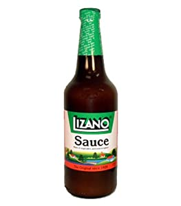 Lizano 700 Ml Bottle from Lizano