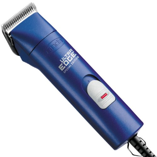 Andis 22405 UltraEdge AGC 2-Speed Detachable-Blade Animal Clipper, Blue