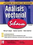 img - for Analisis Vectorial Serie Schaum. El Precio Es En Dolares book / textbook / text book