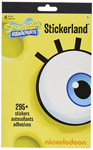 Sandylion Spongebob Squarepants Stickerland - 1