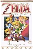 Four swords. The legend of Zelda