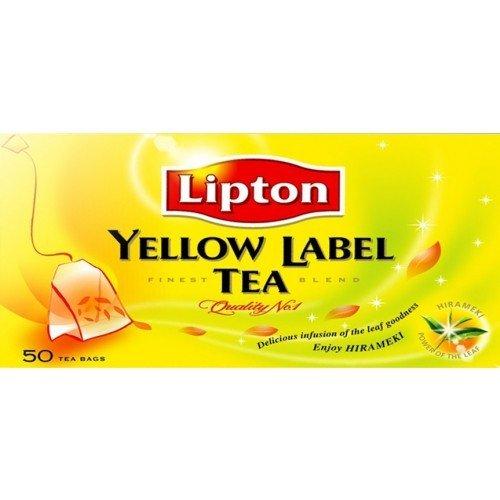 Lipton Yellow Label Tea (2G.X 25 Sachets)