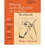 New Drawing on the Right Side of the Brain Workbook Guided Practice in the Five Basic Skills of Drawing by Edwards, Betty ( Author ) ON Apr-30-2003, Paperback