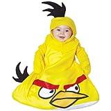 Paper Magic Mens Rovio Angry Birds Yellow Bird Bunting Infant Costume